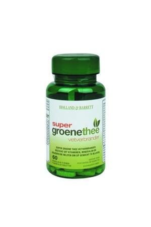 groene thee vetverbrand - 60 stuks