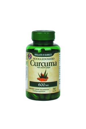 curcuma zwarte peper - 90 capsules