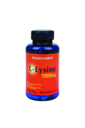 l-lysine 1000MG - 60 stuks