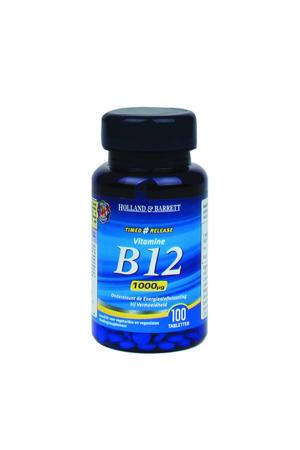 vitamine B12 1000MCG - 100 stuks