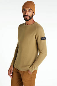 Redefined Rebel trui beige, Beige