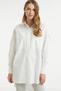 JOSH V blouse Monica wit, Wit