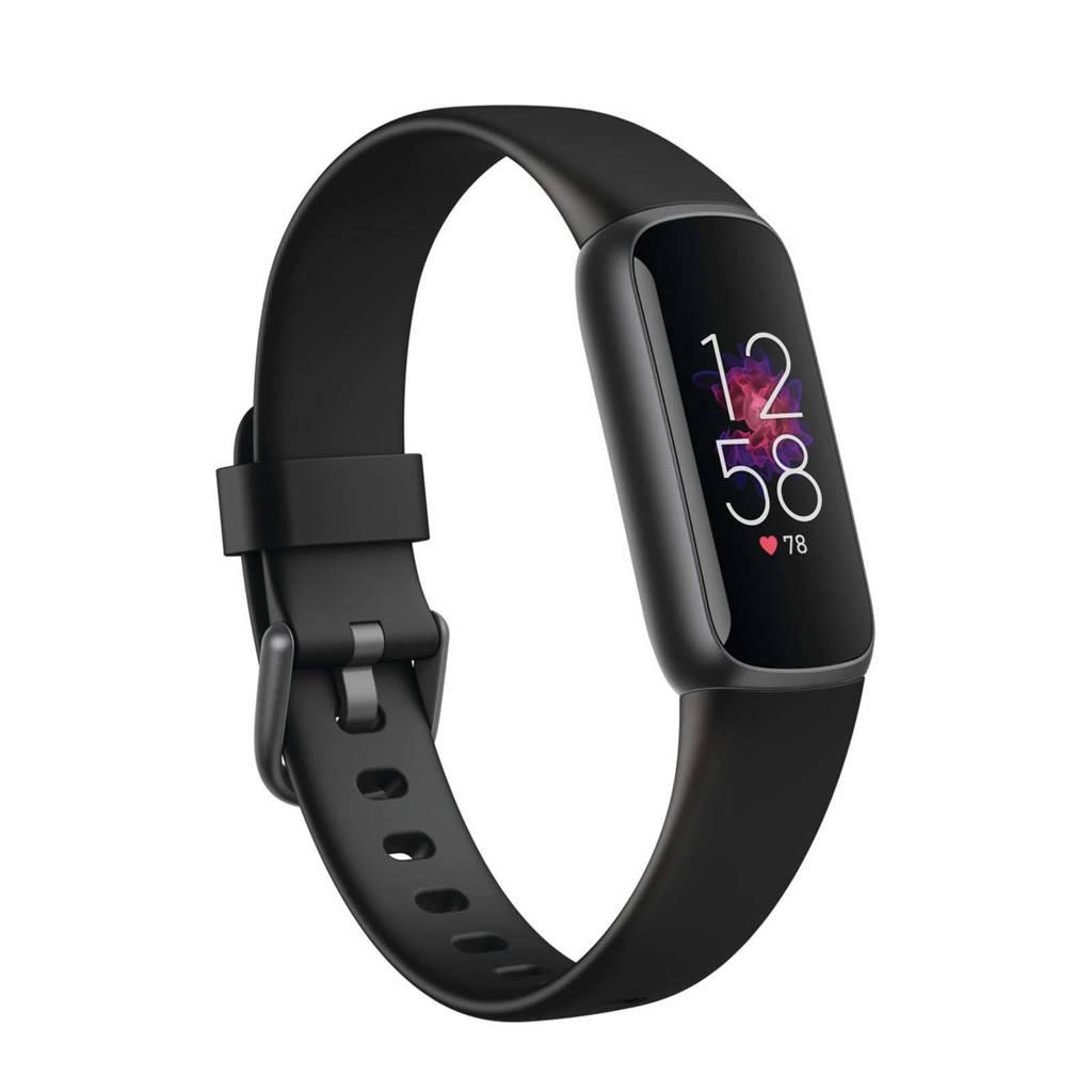Fitbit Luxe activity tracker (zwart), Zwart