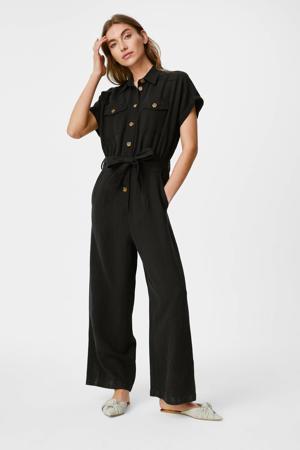 jumpsuit zwart