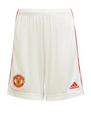 Junior Manchester United voetbalshort thuis