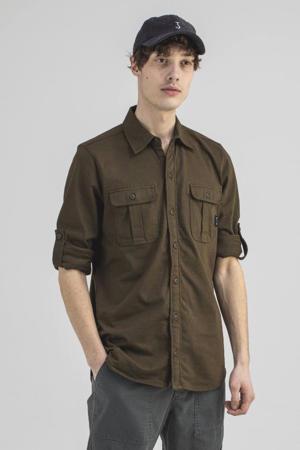 overshirt Cooper Oak Green