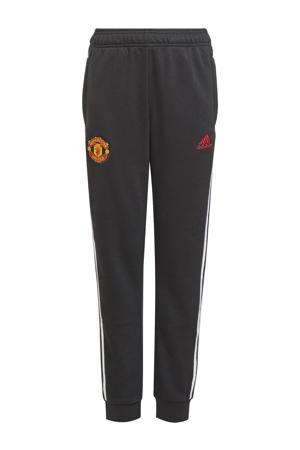 Junior Manchester United voetbalbroek training zwart