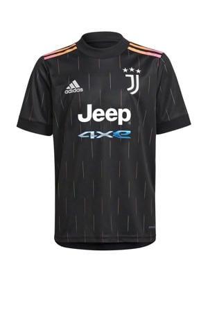 Junior Juventus FC Uit voetbalshirt zwart