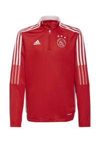 adidas Performance Junior Ajax Amsterdam voetbalshirt training, Rood
