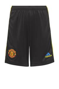 adidas Performance Junior Manchester United voetbalshort derde, Blauw