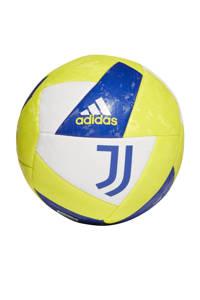 adidas Performance Senior Juventus FC voetbal Juventus geel/blauw/wit maat 5, Geel/blauw/wit