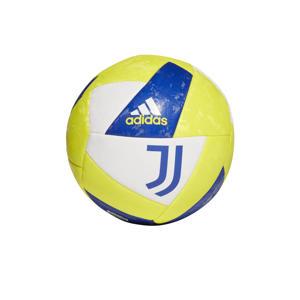 Senior Juventus FC voetbal Juventus geel/blauw/wit maat 5