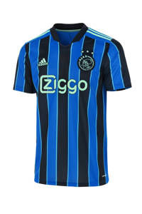 adidas Performance Senior Ajax Amsterdam voetbalshirt uit, Blauw