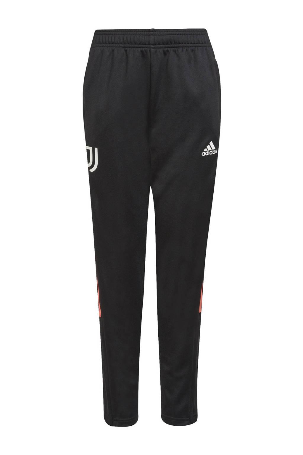 adidas Performance Junior Juventus FC voetbalbroek training, Zwart