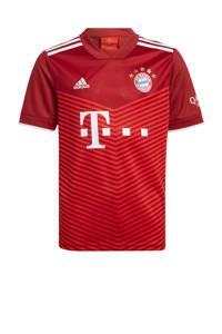 adidas Performance Junior FC Bayern München voetbalshirt 21/22 thuis, Rood