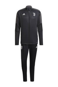 adidas Performance Senior Juventus FC trainingspak, Grijs