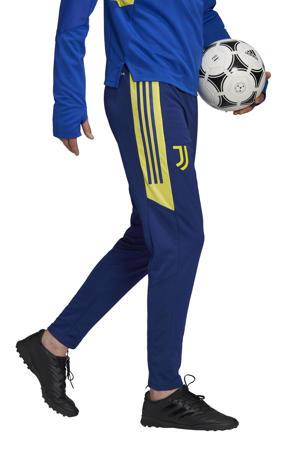 Senior Juventus FC voetbalbroek blauw