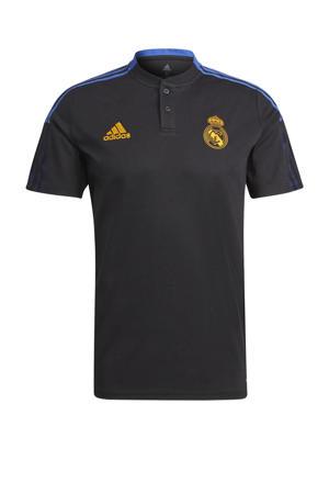 Senior Real Madrid voetbalpolo training