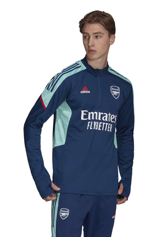adidas Performance Senior Arsenal FC voetbalsweater, Blauw