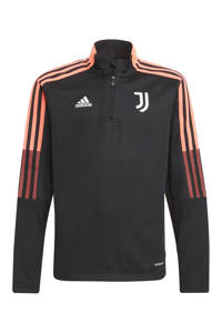adidas Performance Junior Juventus FC voetbalsweater training, Grijs