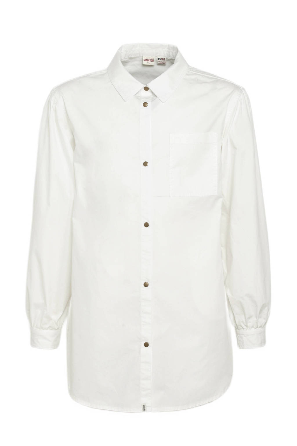 Street called Madison blouse offwhite, Offwhite