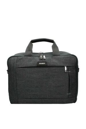 15.6 inch laptoptas Sydney grijs
