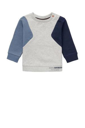 baby sweater Ryazan donkerblauw