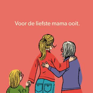 Digitale Cadeaukaart voor mama 50 euro