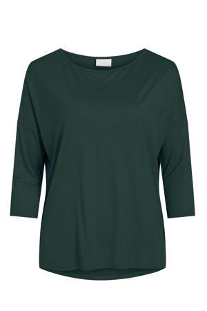 T-shirt VISCOOP groen