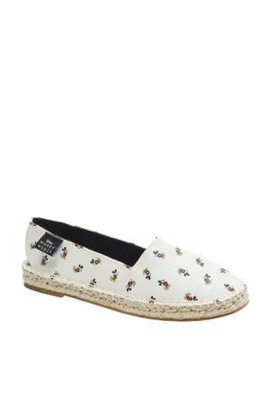 Mickey Mouse  espadrilles wit/multi