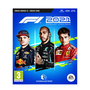 F1 2021 Standard Edition (Xbox Series)