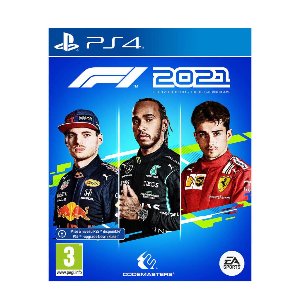 F1 2021 Standard Edition (PlayStation 4)
