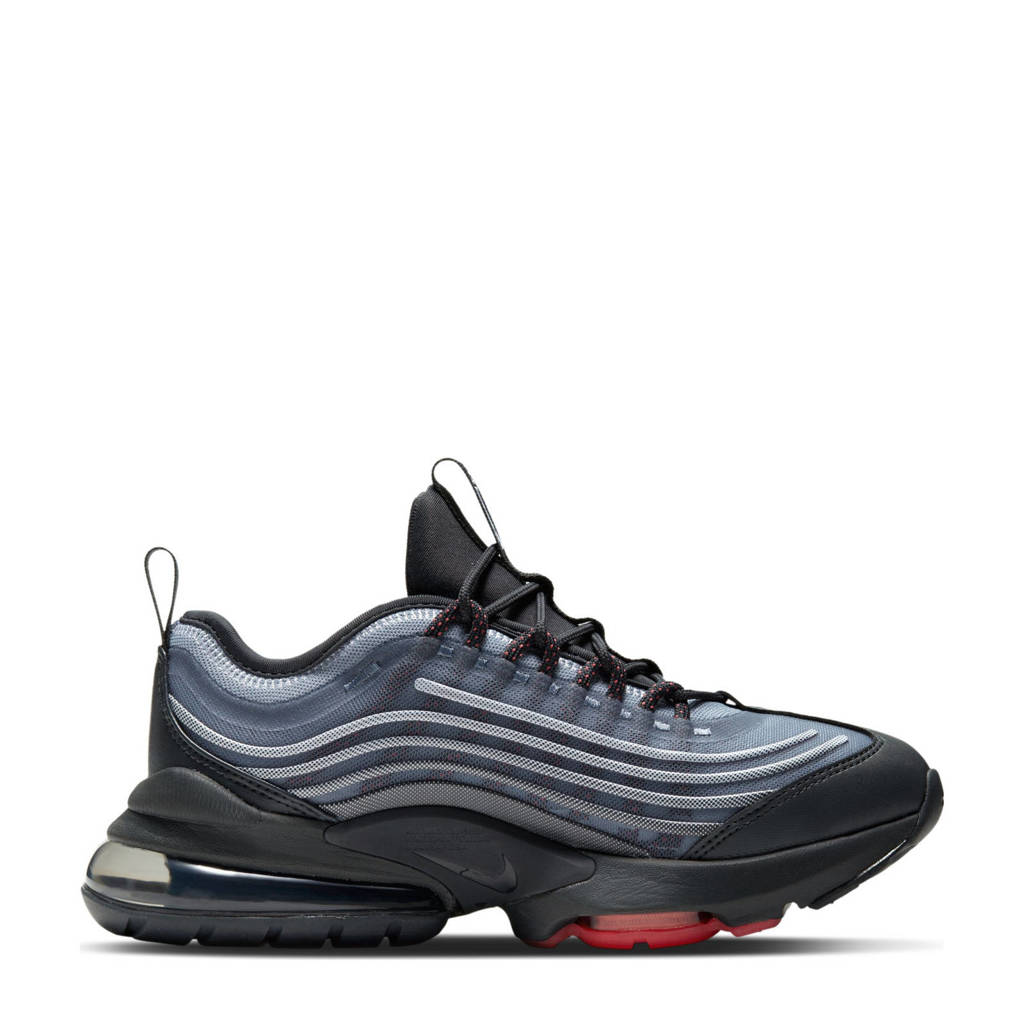 Nike Air Max ZM950 sneakers antraciet/grijs/rood, Antraciet/grijs/rood
