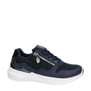 Maya comfort sneakers blauw