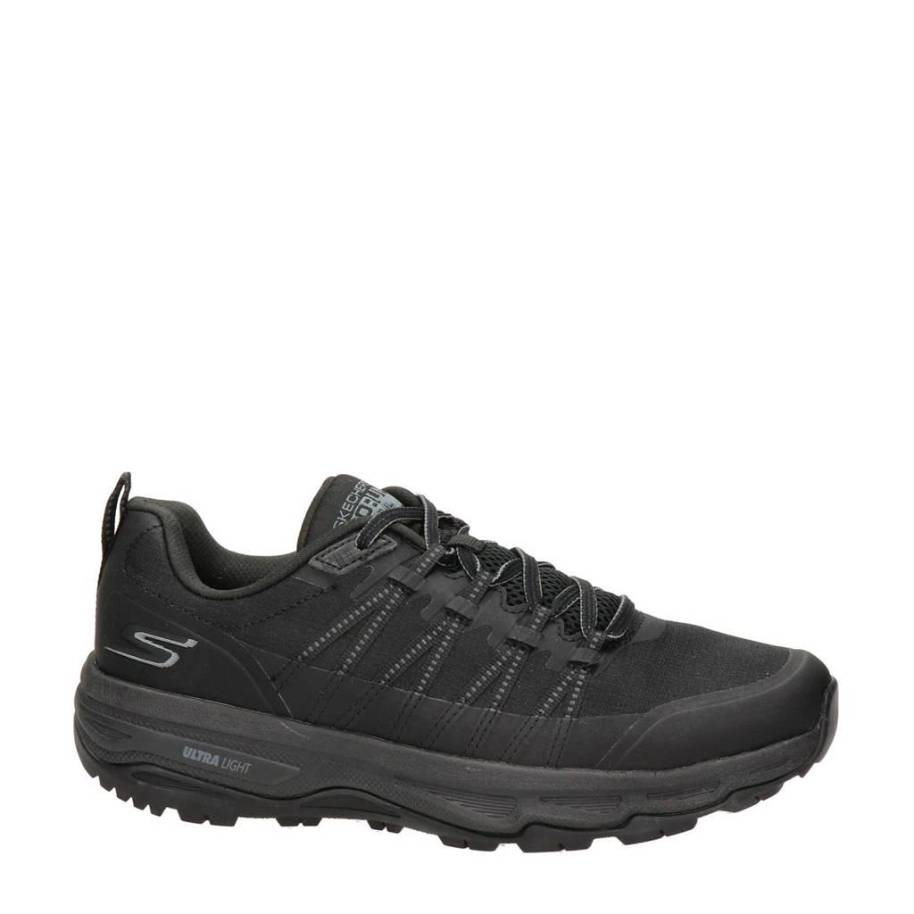Skechers Performance  wandelschoenen zwart, Zwart