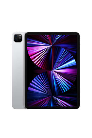 11-inch iPad Pro (2021) Wi‑Fi 1TB (zilver)