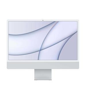 24 inch 7-core GPU 256GB (zilver) (iMac Retina 4.5K)