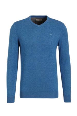 gemêleerde trui estate blue