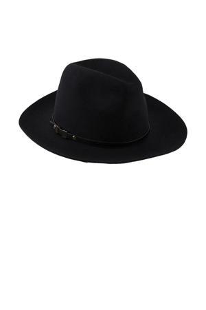 PCFLASA hoed zwart