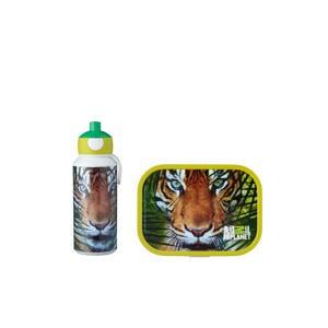 campus broodtrommel Animal planet Tiger