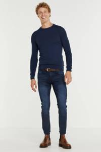 Petrol Industries skinny jeans NASH 5812 blue black, 5812 Blue black