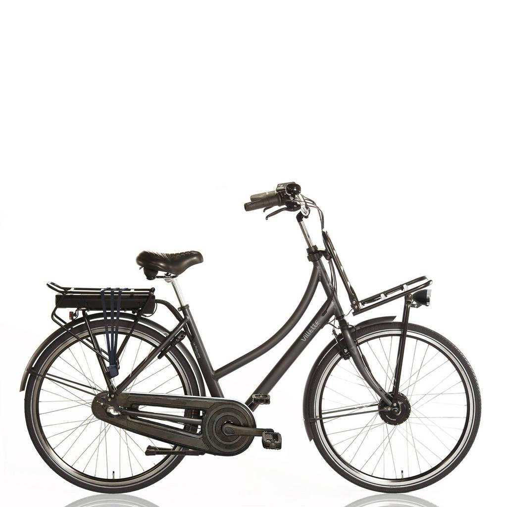 Villette le Robuste Deluxe Cargo elektrische fiets, Antraciet