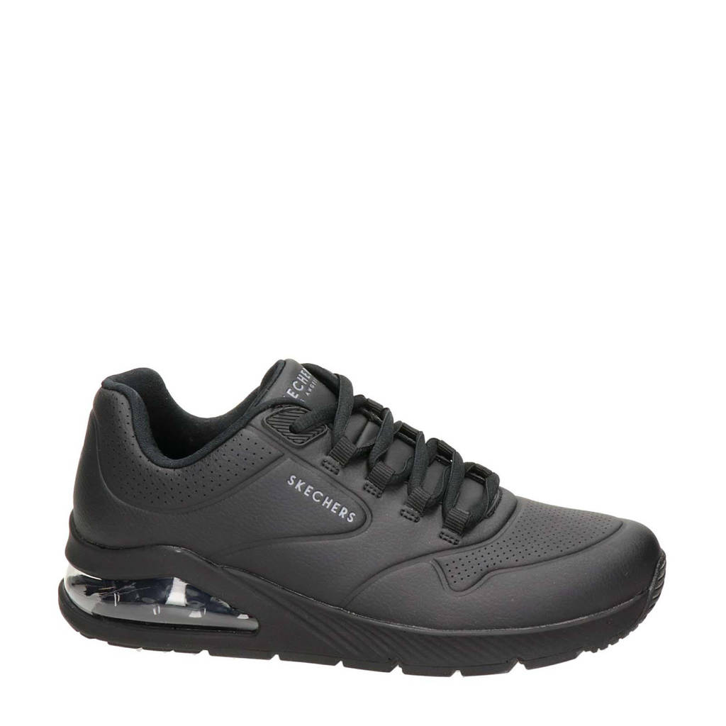 Skechers Street Uno 2  sneakers zwart, Zwart