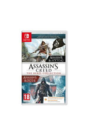 Assassins Creed - The Rebel Collection (Code in a box (Nintendo Switch)