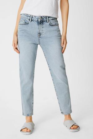 straight fit jeans lichtblauw