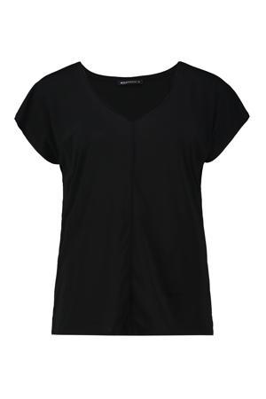 T-shirt GARNY zwart