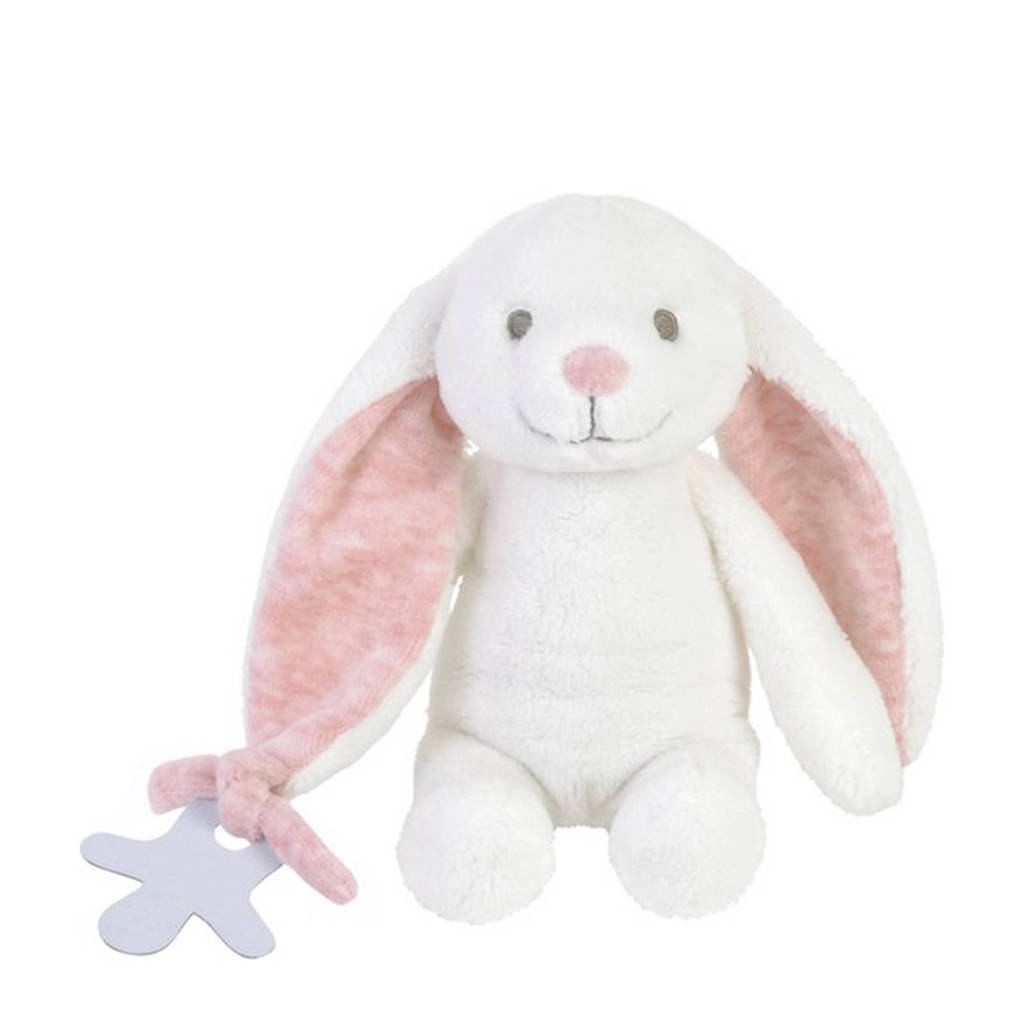 BamBam Pink Rabbit Pink in Giftbox knuffel 24 cm