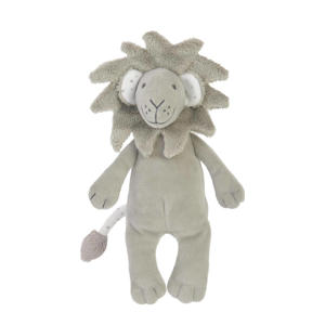 Sustainable Lion Cuddle knuffel 13 cm