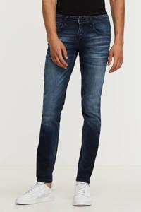 Antony Morato tapered fit jeans Ozzy 7010 blue denim, Dark denim