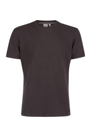 T-shirt Banks donkerbruin